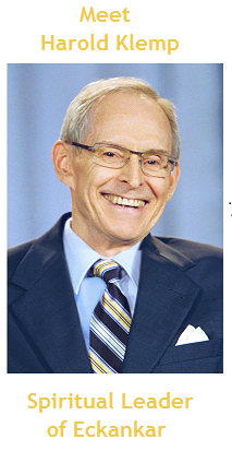Sri Harold Klemp, current leader of Eckankar